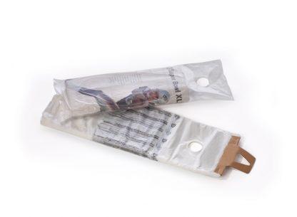 Clear High Density Newspaper Bags