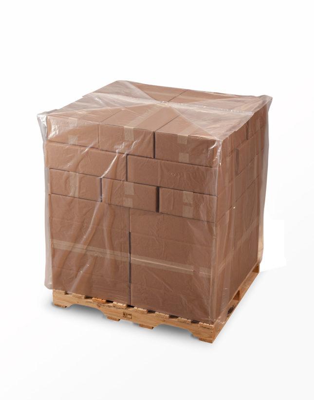 Pallet Size Shrink Bags on Rolls