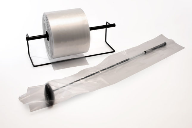 poly tubing on rolls