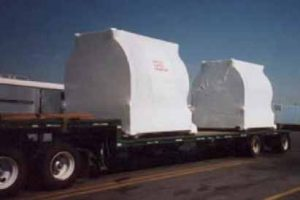 Boat and Industrial shrink wrap