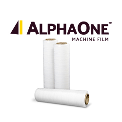 AlphaOneTM Performance Cast Machine Stretch Wrap