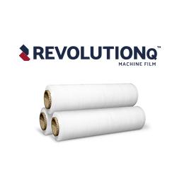RevolutionQTM Premium Cast Machine Stretch Film