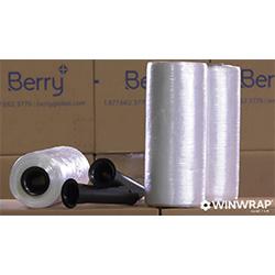WinwrapTM Premium Blown Pre-Stretched Hand Film